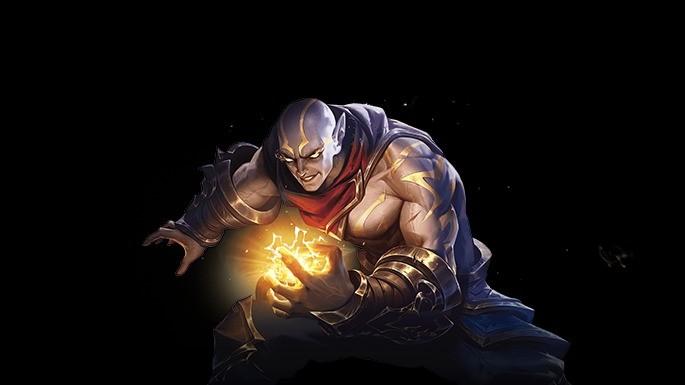 Melhores heróis - Champions Legion