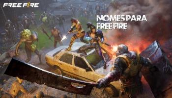 +250 nomes para Free Fire: masculinos, femininos e com símbolos