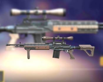 Conheça as novas armas do Free Fire: Metralhadora e CG15