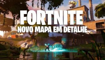 Fortnite Capítulo 2: Confira os melhores locais no novo mapa!