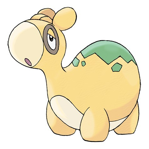 Numel - Ditto Pokémon GO