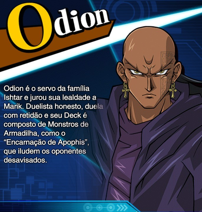 odion habilidades duel links