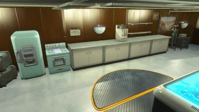 Opções de assentamento mod fallout 4