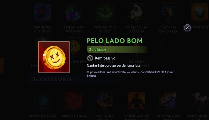 Ouro - Dota Underlords