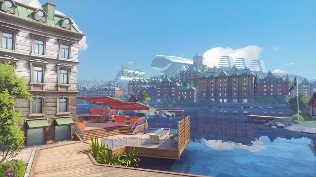 Overwatch 2 - Novo Mapa - Gotemburgo