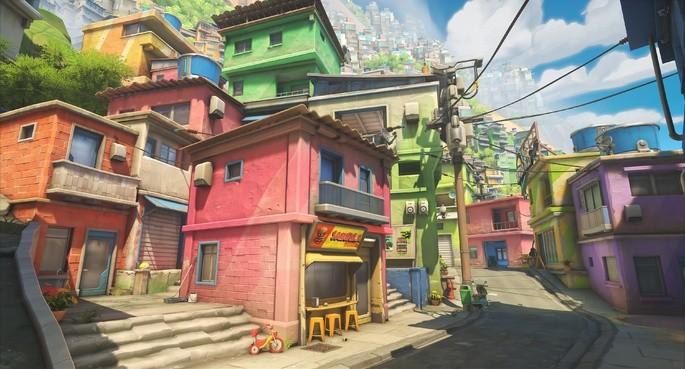 Overwatch 2 - Novo Mapa - Rio de Janeiro