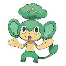 Pansage - Pokémon GO