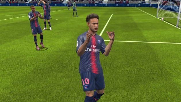 Participar das Campanhas FIFA Mobile