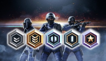Critical Ops: confira as 7 patentes da ranqueada