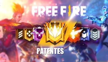 Free Fire: conheça as novas patentes e recompensas da ranqueada