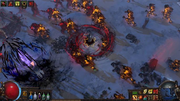 Path of Exile - Jogos estilo Diablo