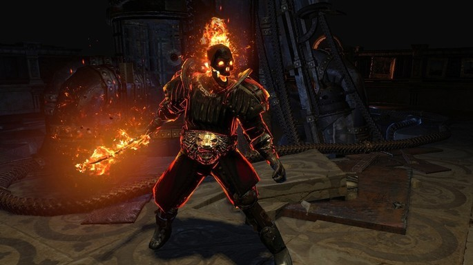 Path of Exile Xbox One