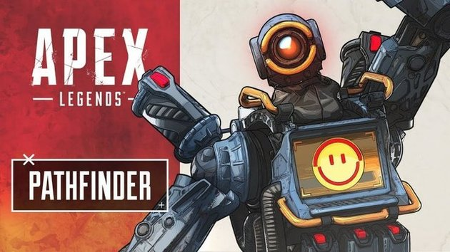 Pathfinder - Apex Legends