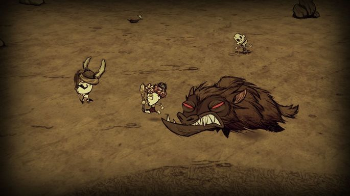 PC Don't Starve Together