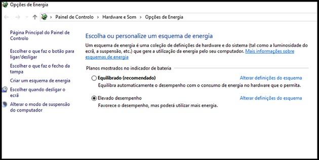 Esquema Energia PC