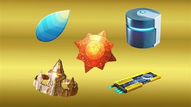 Pedras de Evolução - Pokémon GO - Evento de Evolução