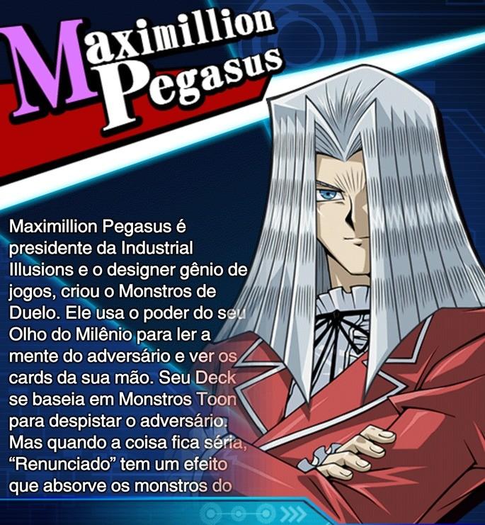 pegasus habilidades duel links