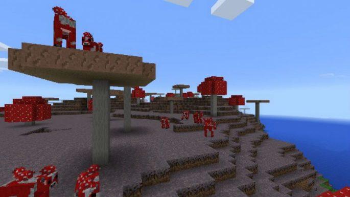 península dos cogumelos