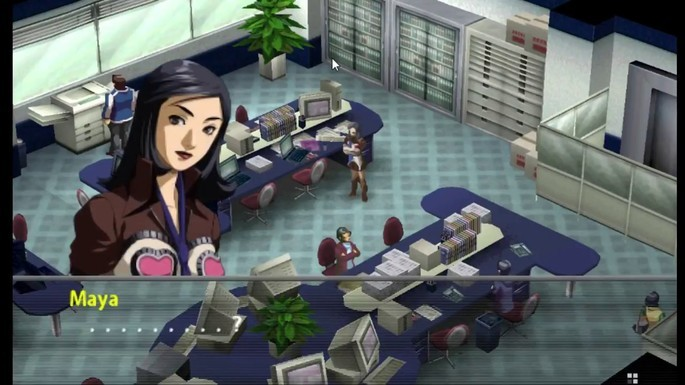 Persona 2 – Eternal Punishment ps1