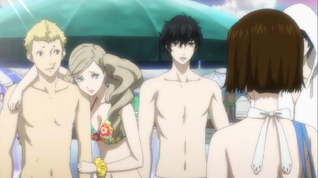 Persona 5 - Verão