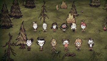 Don't Starve: todos os personagens, características e atributos!