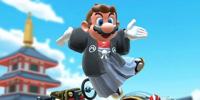 Personagens Tokyo Mario Kart Tour