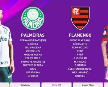 PES 2020: times brasileiros, estádios e Brasileirão confirmados