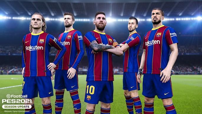 pes 2021 barcelona