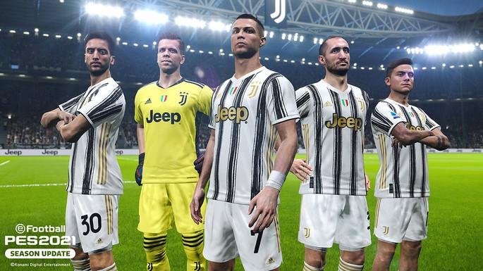 Juventus pes 2021