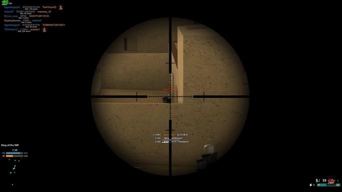Melhores jogos de tiro - Roblox
