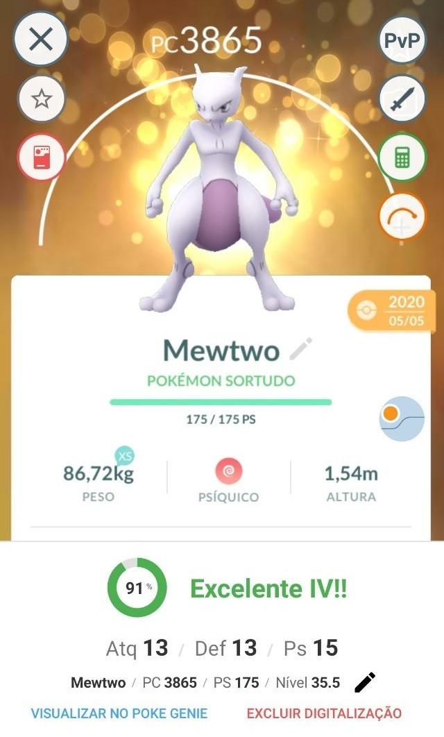 Calculadoras - Pokémon GO