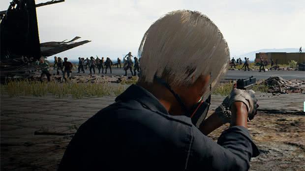 Pistola Glock pubg