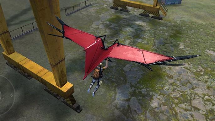 planador Free Fire