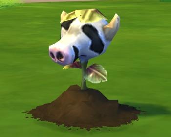 Aprenda como conseguir uma Planta Vaca em The Sims 4!