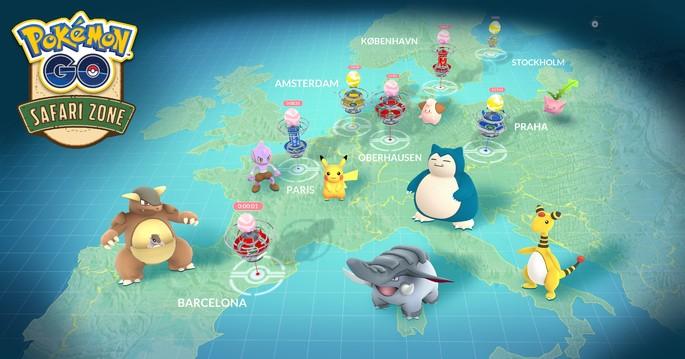 Pokémon GO melhores jogos
