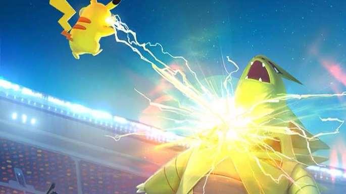 Um sono milenar - Pokémon GO