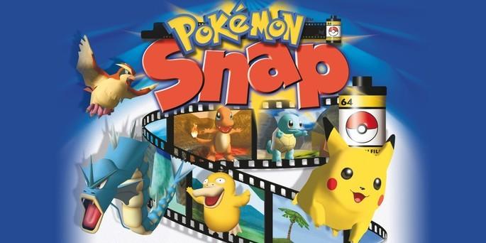 Pokémon SNAP N64