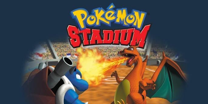 Pokémon Stadium N64