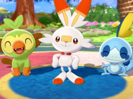 Pokémon Sword and Shield: os Pokémon iniciais e suas evoluções!