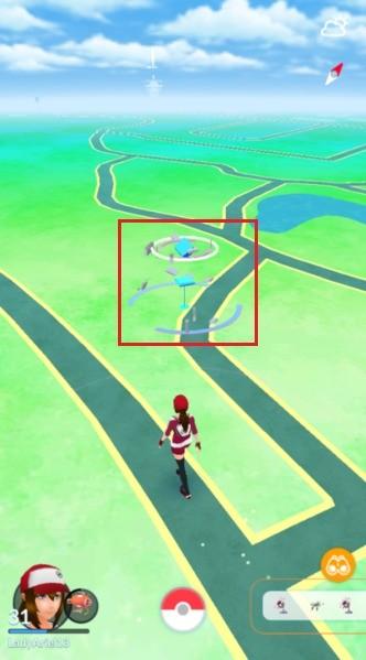 PokéStop Módulo Atrair Magnético
