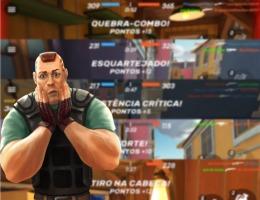 Guns of Boom: guia de pontos das conquistas de batalha!