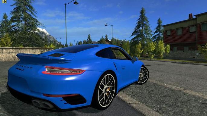 Porsche mod farming simulator 2017
