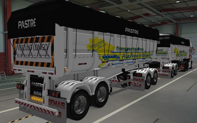 caminhão pra frente brasil