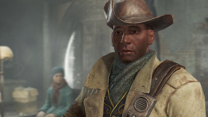 Preston Garvey fallout 4