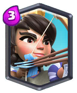 Princesa - Clash Royale