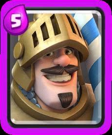 Príncipe - Clash Royale