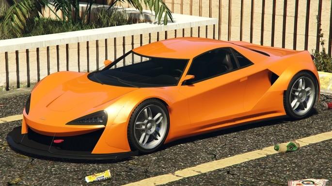 Progen Itali GTB Custom