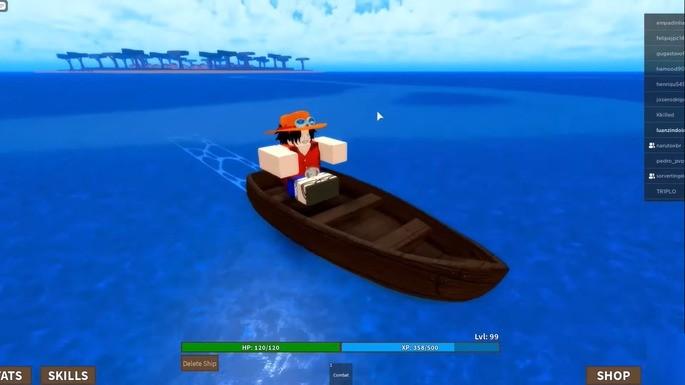 Melhores jogos de One Piece - Roblox