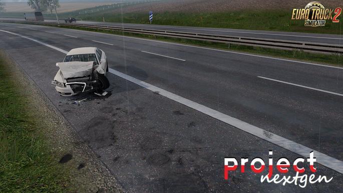 Projeto nova geração mod euro truck