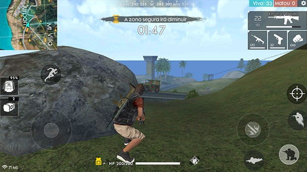 Free Fire Android Online